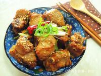 醬燒排骨(壽喜燒版)