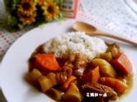 果香咖哩飯(光泉鮮乳)