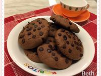 巧克力 (水滴)餅乾 🍪