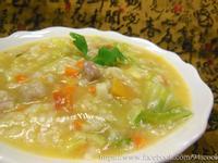 ♥憶柔蔬食♥精華版惜福鹹稀飯~素食