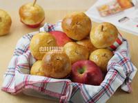 迷你蘋果造型麵包