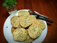 南瓜籽餅乾