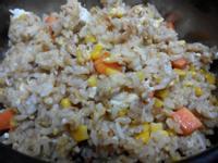 鮪魚蛋炒飯