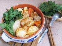 韓式年糕泡菜鍋【小七食堂回家煮】