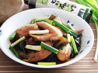 蔥燒滷雞翅【淬釀節氣食譜】