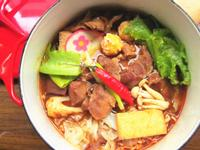 紅燒豬肉麻辣鍋【小七食堂回家煮】