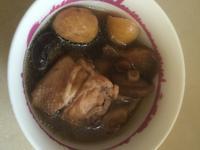 栗子香菇雞湯【曾太之大同電鍋料理】
