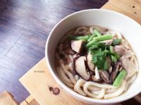 芋頭香菇米苔目 / 全素