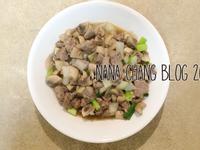 Nana ▌奶油洋菇炒牛肉