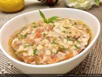 番茄百頁豆腐蒸肉(穀盛壽喜燒)