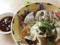 節氣料理-冬至NO.4❤酸白菜湯餃❤