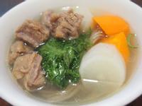 清燉牛腩湯麵