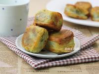 簡易地瓜芝麻鬆餅燒【光泉鮮乳】