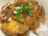豬排蓋飯(KATSU丼/勝丼)
