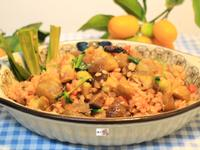 栗子炊飯(素食版)