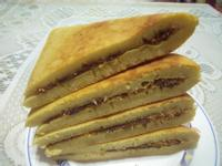 傳統麥煎餅(黑糖花生饀)
