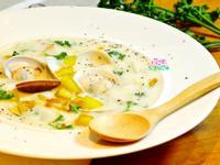 蛤蠣馬鈴薯巧達濃湯
