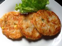 起司蔬菜薯餅