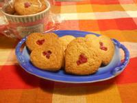 熱蛋糕粉麵粉的餅乾(クッキー)