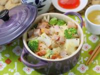 創意年菜*韓式焗烤年糕