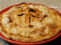 經典蘋果派Apple Pie