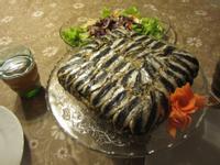 鳀魚燉飯Hamsi pilav