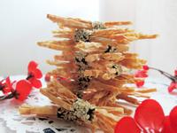鱈魚海苔酥卷