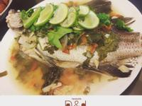 泰式檸檬鱸魚