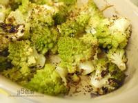 起司烤鑽石花椰菜