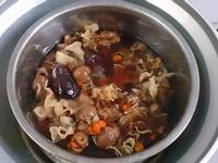 [電鍋]紅棗桂圓枸杞銀耳湯