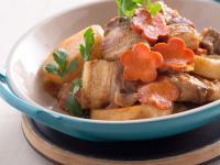 豆瓣醬燜豬軟骨