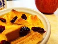 肉桂蘋果麵包布丁 @188懶人料理