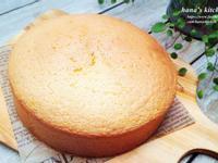 日式基礎海綿蛋糕