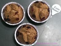 【大同電鍋料理】年節糕點:蔓越莓黑糖發糕