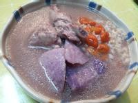 山藥排骨糙米粥