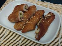 烤青蔥肉捲[烤箱/省事/懶人]
