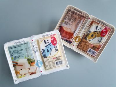 天然傳統與專業技術的美味結合,豆腐料理的全新選擇