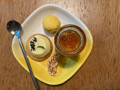 法國鮮奶油蹦出新滋味-一起享用寶島四季饗宴吧!