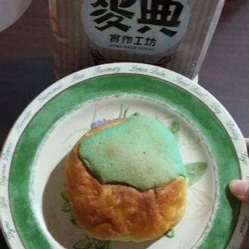 勇兔跟著做了【麥典實作工坊】抹茶菠蘿