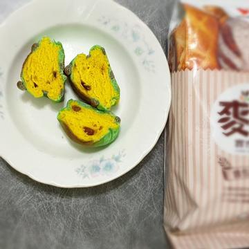 勇兔跟著做了小玉西瓜吐司【麥典實作工坊麵包專用粉】