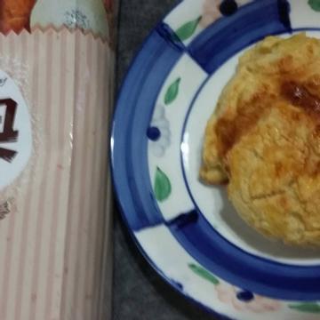 勇兔跟著做了菠蘿麵包【麥典實作工坊麵包專用粉】