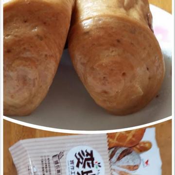 勇兔跟著做了手揉饅頭【麥典實作工坊麵包專用粉】