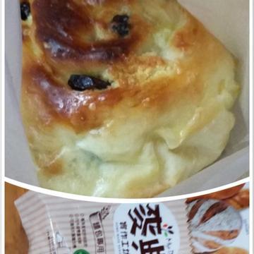 勇兔跟著做了奶酥蘿紋【麥典實作工坊麵包專用粉】