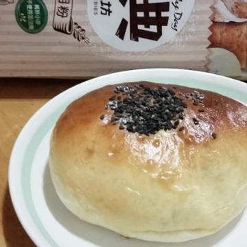 勇兔跟著做了紅豆麵包【麥典實作工坊麵包專用粉】