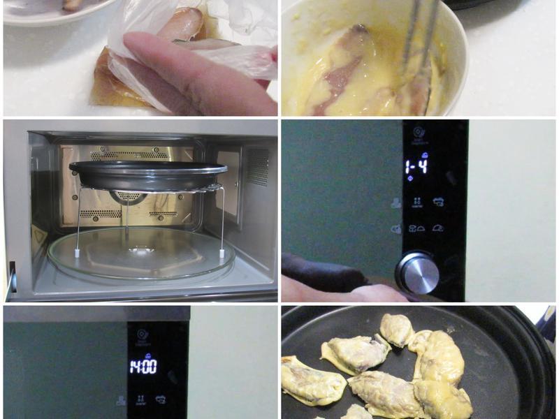 F1的「LG智慧變頻蒸烘烤微波爐」—輕鬆烹煮三餐(二)的第 16 張圖片