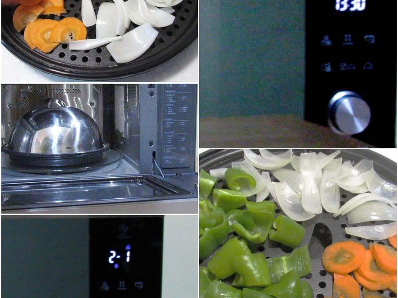 F1的「LG智慧變頻蒸烘烤微波爐」—輕鬆烹煮三餐(二)的第 17 張圖片