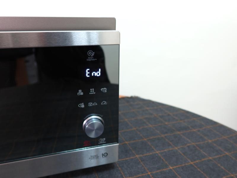 【體驗分享】我的料理管家 x LG 智慧變頻蒸烘烤微波爐的第 9 張圖片