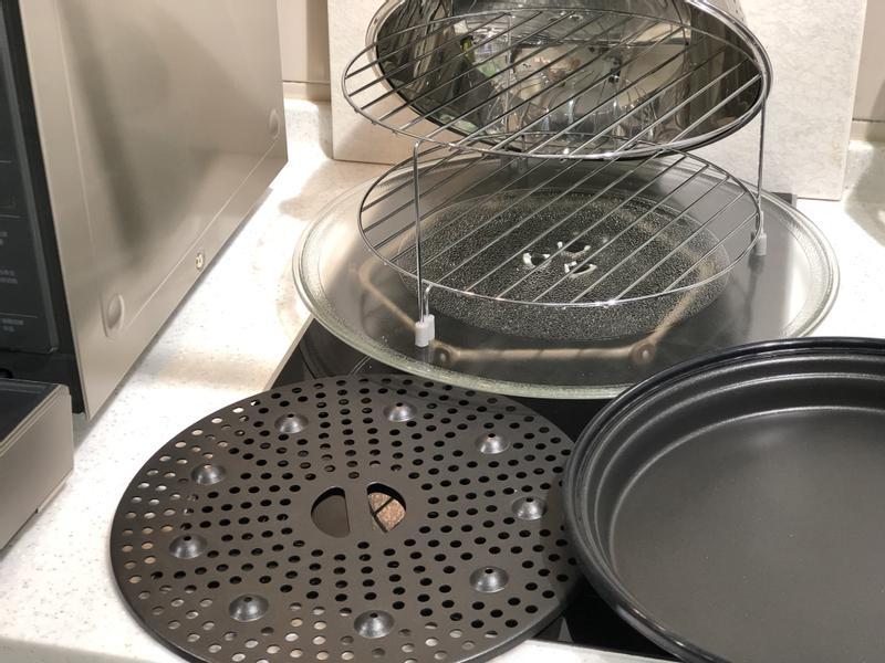 LG 智慧變頻蒸烘烤微波爐~一機萬用/料理烘焙好夥伴!的第 2 張圖片