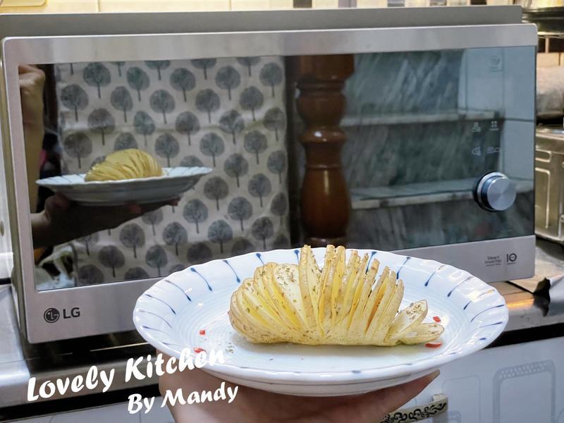 LG 智慧變頻蒸烘烤微波爐,讓你宅煮變大廚!的第 10 張圖片