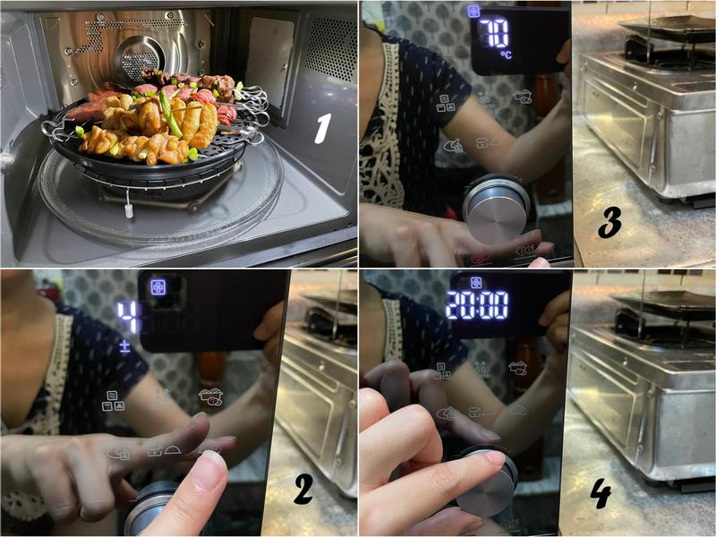 LG 智慧變頻蒸烘烤微波爐,讓你宅煮變大廚!的第 13 張圖片